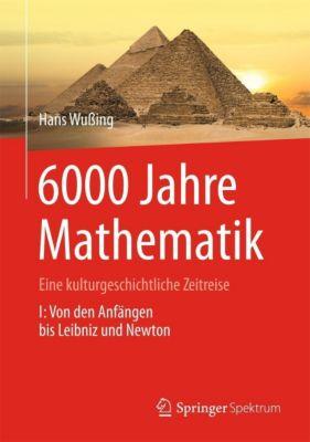 6000 Jahre Mathematik, Hans Wussing