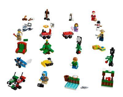günstig kaufen 60099 LEGO City Adventskalender
