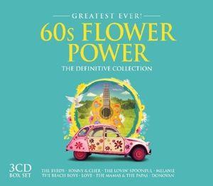60s Flower Pop-Greatest Ever, Diverse Interpreten