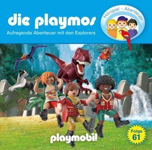 (61)Aufregende Abenteuer Mit Den Explorers, Die Playmos