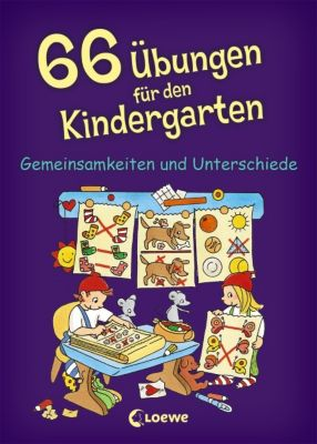 66 bungen f r den kindergarten gemeinsamkeiten und unterschiede. Black Bedroom Furniture Sets. Home Design Ideas