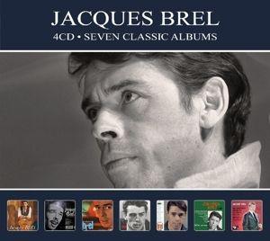 7 Classic Albums, Jacques Brel