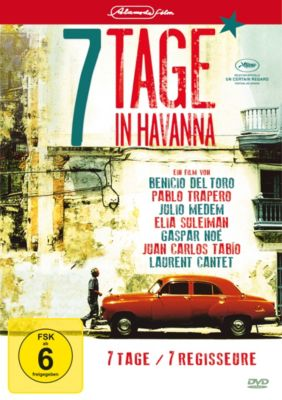 7 Tage in Havanna, Benicio Del Toro