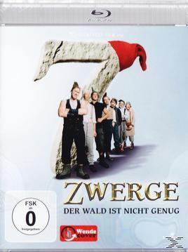 7 Zwerge - Der Wald ist nicht genug, Cosma Shiva Hagen,Heinz Hoenig Otto Waalkes