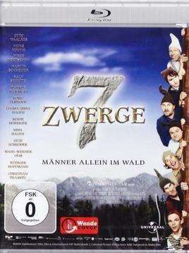 7 Zwerge - Männer allein im Wald, Cosma Shiva Hagen,Heinz Hoenig Otto Waalkes