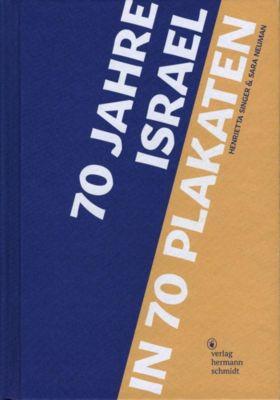 70 Jahre Israel in 70 Plakaten -  pdf epub