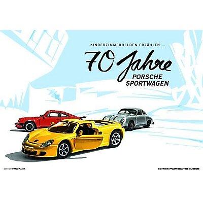 70 jahre porsche sportwagen kalender bei. Black Bedroom Furniture Sets. Home Design Ideas