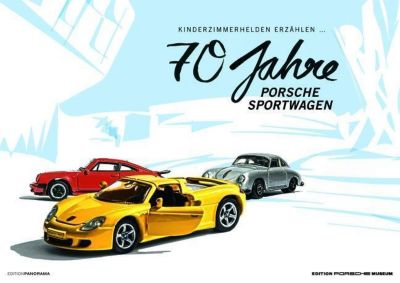 70 jahre porsche sportwagen kalender bei. Black Bedroom Furniture Sets. Home Design Ideas