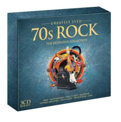 70s Rock - Greatest Ever, Diverse Interpreten
