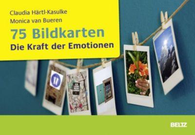 75 Bildkarten Die Kraft der Emotionen, Claudia Härtl-Kasulke, Monica van Bueren