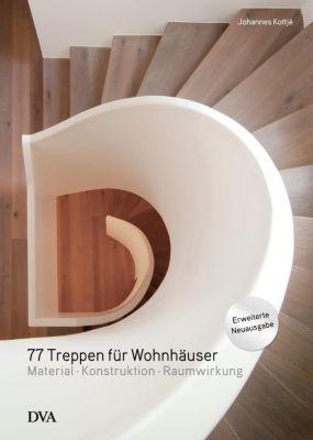 77 Treppen für Wohnhäuser - Johannes Kottjé  