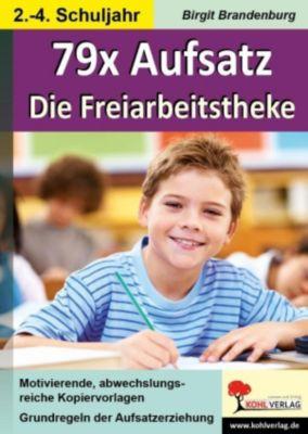 79x Aufsatz - Die Freiarbeitstheke, Birgit Brandenburg