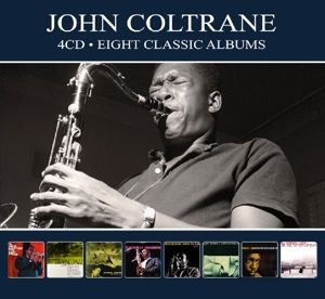 8 Classic Albums, John Coltrane