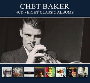 8 Classic Albums, Chet Baker