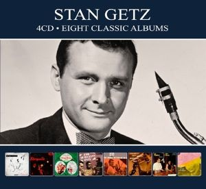 8 Classic Albums, Stan Getz