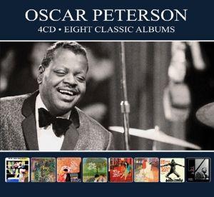 8 Classic Albums, Oscar Peterson