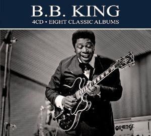 8 Classic Albums Plus, B.b. King