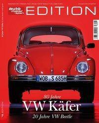 80 Jahre VW Käfer - 20 Jahre VW Beetle