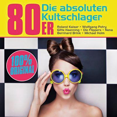 80er-Die Absoluten Kultschlager, Diverse Interpreten