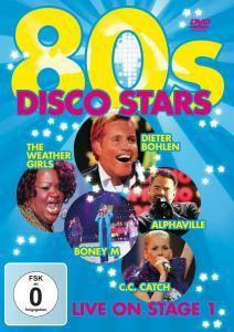 80s Disco Stars Live On Stage, Diverse Interpreten