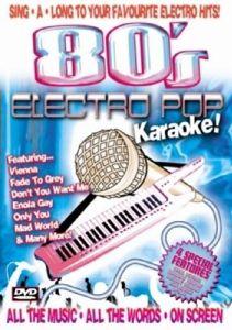 80'S Electro Pop Karaoke, Diverse Interpreten