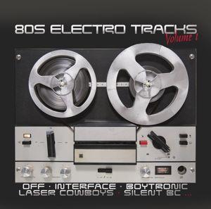 80S ELECTRO TRACKS VOL.1, Diverse Interpreten