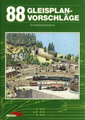 88 Gleisplan-Vorschläge