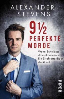 9 1/2 perfekte Morde, Alexander Stevens