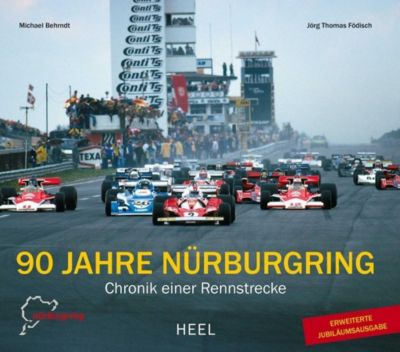 90 Jahre Nürburgring, Michael Behrndt, Jörg Thomas Födisch