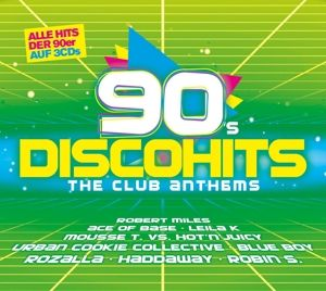 90s Disco Hits-The Club Anthems, Various