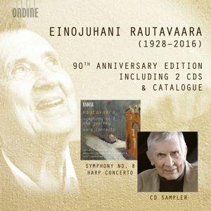 90th Anniversary Edition, Nordmann, Segerstam, Hpo