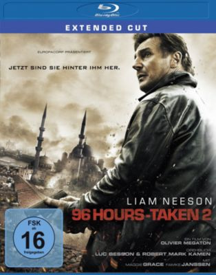 96 Hours - Taken 2, Diverse Interpreten