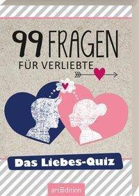 99 Fragen für Verliebte (Spiel)