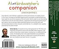 A Bad Birdwatcher's Companion, Audio-CD - Produktdetailbild 1