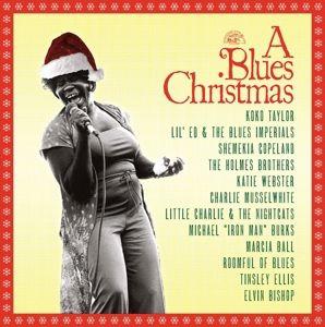 A Blues Christmas (120g Vinyl), Diverse Interpreten