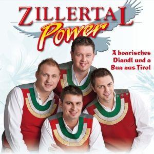 A Boarisches Diandl Und A Bua, Zillertal Power