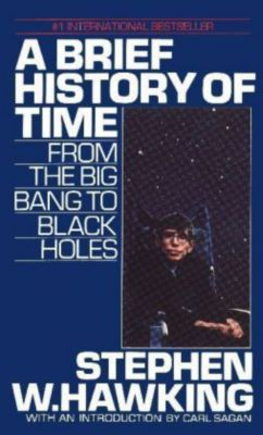 A Brief History of Time, Stephen W. Hawking, Stephen Hawking