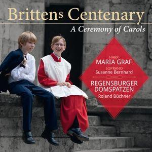 A Ceremony Of Carols, Benjamin Britten