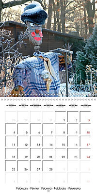 A Cheerful Year (Wall Calendar 2019 300 × 300 mm Square) - Produktdetailbild 2