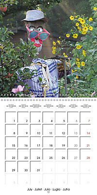 A Cheerful Year (Wall Calendar 2019 300 × 300 mm Square) - Produktdetailbild 7