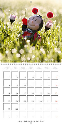 A Cheerful Year (Wall Calendar 2019 300 × 300 mm Square) - Produktdetailbild 4