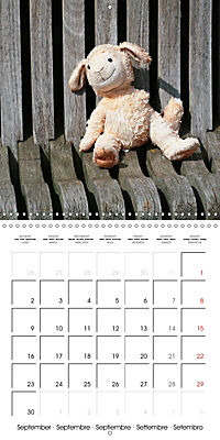 A Cheerful Year (Wall Calendar 2019 300 × 300 mm Square) - Produktdetailbild 9