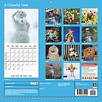 A Cheerful Year (Wall Calendar 2019 300 × 300 mm Square) - Produktdetailbild 13