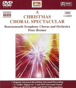 A Christmas Choral Spectacular, Peter Breiner, Boso