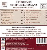 A Christmas Choral Spectacular - Produktdetailbild 1
