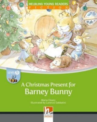 A Christmas Present for Barney Bunny, Big Book, Maria Cleary
