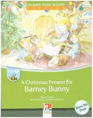 A Christmas Present for Barney Bunny, Class Set, Maria Cleary