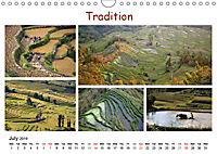 A colourful journey to Asia (Wall Calendar 2019 DIN A4 Landscape) - Produktdetailbild 7