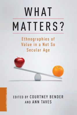 A Columbia / SSRC Book: What Matters?