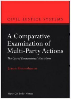 A Comparative Examination of Multi-Party Actions, Joanne Blennerhasset